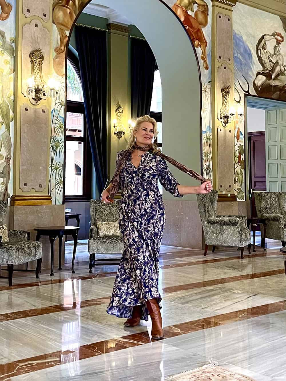 Pure Madeleine klänning